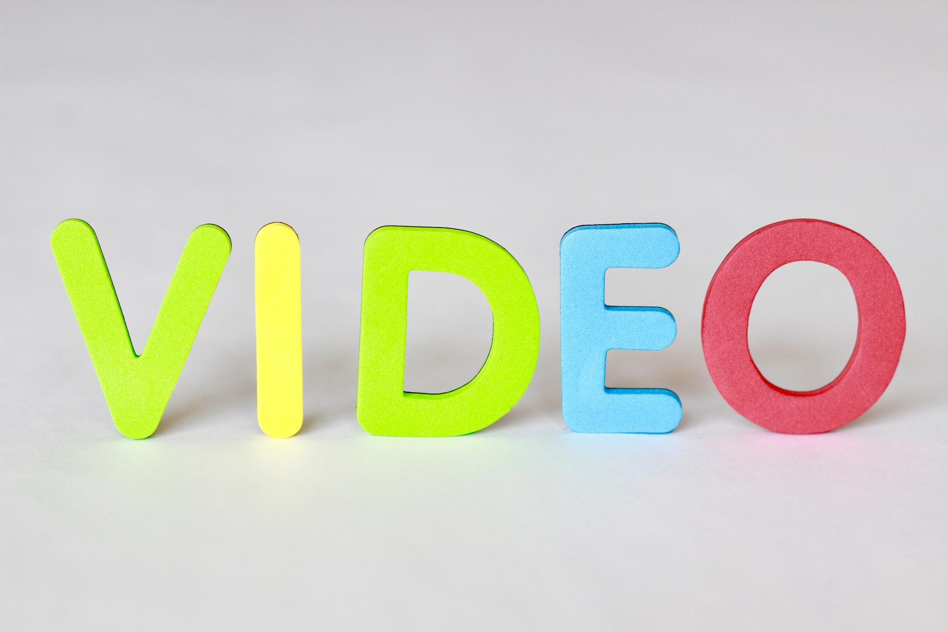video構造化データを簡易的に作るジェネレーター